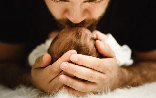 Tata i beba - Magic Moments by Fotostorm studio
